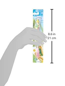 Oral-b Kid's Disney Fairies Manual Toothbrush 2