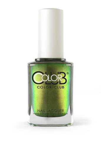 Color Club Don't Kale My Vibe Nail Lacquer from the Oil S...