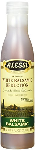 Alessi White Balsamic Vinegar Reduction, 8.5 Ounce