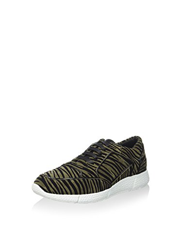 Vans - Classic Slip-on Plus, Zapatillas Unisex Adulto, Negro (overwash Paisley/Black), 38 EU