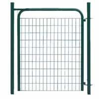 Cancello Green Gate 100H. 120verde BETAFENCE