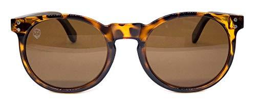 Óculos De Sol De Acetato Com Madeira Milano, MafiawooD