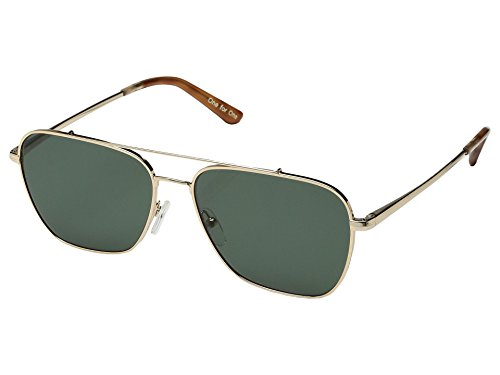 TOMS Unisex Irwin 201 Yellow Gold - Website Sunglasses O