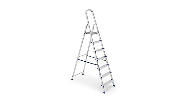 Framar Europiuma 3 Escalera Dom/éstica de Aluminio 3 Pelda/ños