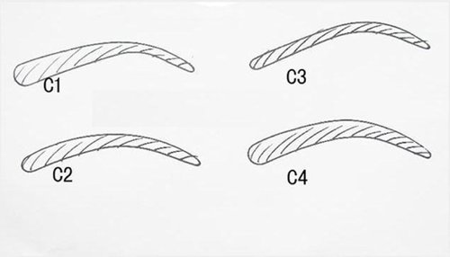 Eyebrow stencils templates shaper 4 different designsshapes amazon eyebrow stencils templates shaper 4 different designsshapes amazon beauty ccuart Choice Image