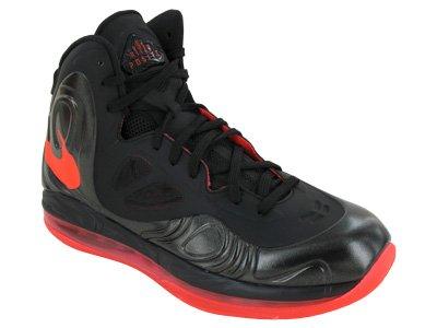 Nike Mens Air Max Hyperposite Black Crimson Red 524862-002 9.5