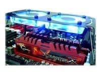 G.Skill 8GB PC3-17600 8GB DDR3 2200MHz módulo de - Memoria (DDR3, PC/server, 240-pin DIMM, 2 x 4 GB, PC3-17600, DIMM)