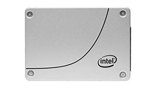 """Intel 1.92TB 6Gb/s 2.5"""" SATA TLC Enterprise Server SSD with Sequential Read Up To 560MB/s and Sequential Write Up To 510MB/s"""