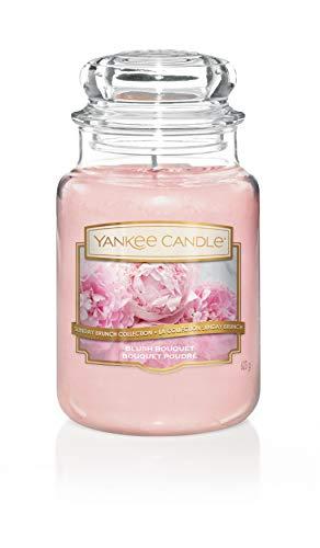 Yankee Candle Candle, Blush Bouquet, Large Jar