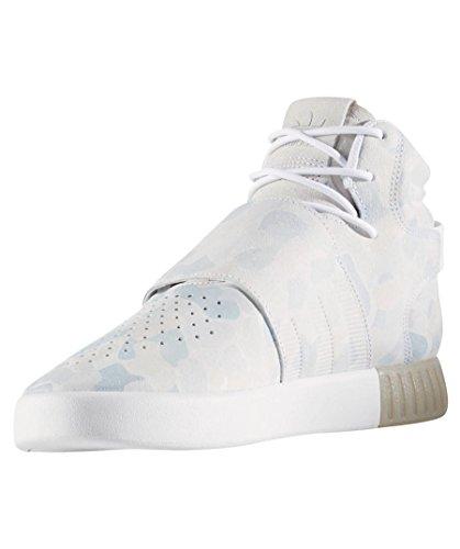 Unisex Grey ftwr Zapatillas Invader Adidas Solid Adulto Strap White Tubular lgh White Ftwr nqIp7R