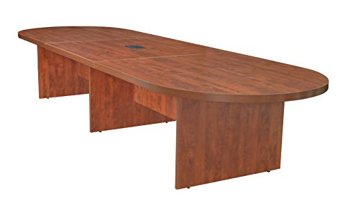 - Regency A-LCTRT16852SG Legacy Modular Racetrack Conference Table, 168