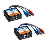 MuxLab 500052-2pk Component Video/Analog Audio Balun M 2-Pack