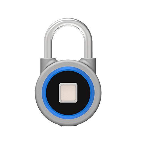 Candado Inteligente/Cerradura Electrónica Bluetooth/Puerta De Almacén De Seguridad Puerta De La Cerradura/Dormitorio del...
