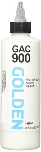 (Golden Artist Colors Acrylic Series Gac 900 Heat Set, gac 900 medium, 8 oz )