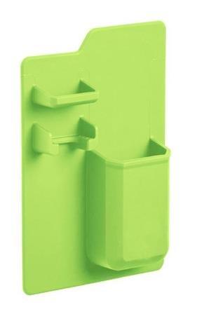 Sanskritti Green: 1Pc New Silicone Bathroom Organizer Mighty ...