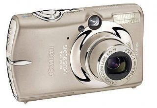 Canon IXUS 960 IS Digital Camera