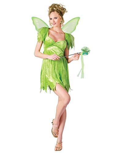 Tinkerbell Adult Costume - Fun World Women's Sm/med Adlt Neverland