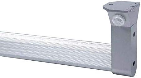 LOCKER KIT barra con luz Led de 100cm para armarios con sensor de movimiento, Blanco neutro: Amazon.es: Iluminación