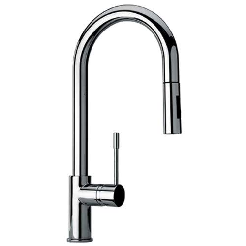 Fortis 78591LLPC Polished Chrome Pullout Multi-Function Spray Kitchen Faucet ()