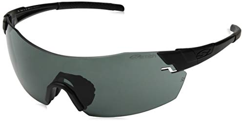Smith Optics Elite Pivlock V2 Tactical Sunglass, Gray/Clear, ()