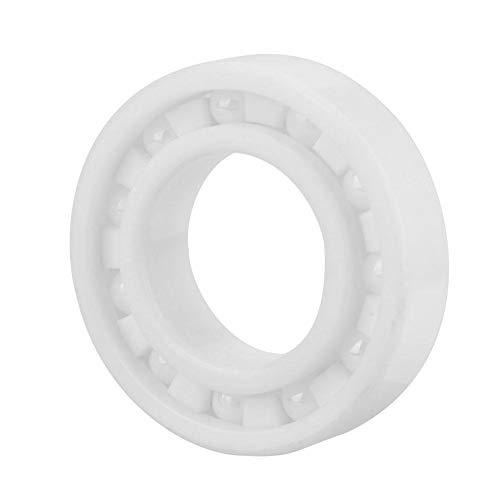 - 20×37×9mm 6904 Ball Bearing ZrO2 Full Ceramic Bearing White Color Miniature Bearing