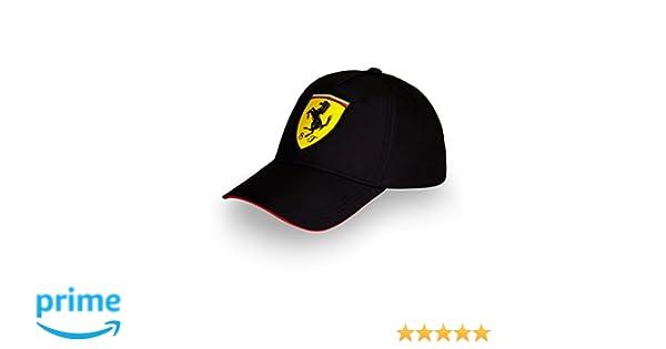 d2080a0597fda NUEVO para 2016. Scuderia Ferrari Kids Rookies Classic - Gorra ...