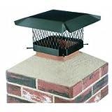 Cheap Hy-c Sc1313 Chimney Cap 13″x13″ – Black Galvanized Steel