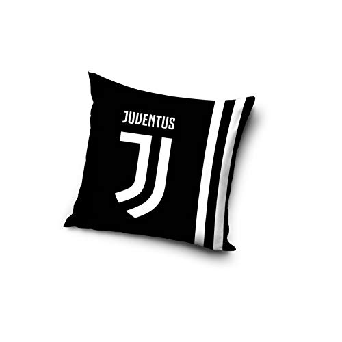 Juventus Turyn - Funda de cojín (40 x 40 cm), diseño de balón de ...