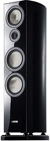 Canton Vento 896.2 DC Black high Gloss