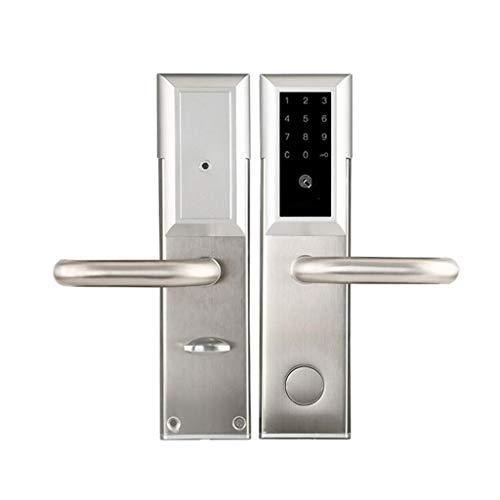 Práctico Impermeable, Inteligente, Con candado, Cerradura inteligente, Cerradura de la puerta, Aplicación móvil duradera,...