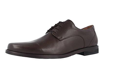 SALE - MANZ - Fermo - Herren Business Schuhe - Braun Schuhe in Übergrößen