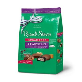 Russell Stover Sugar Free Assortment, 17.85 oz. Bag