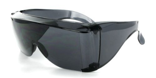 Cover-Ups Black Fit Over Sunglasses For People Who Wear Prescription Glasses in the ()