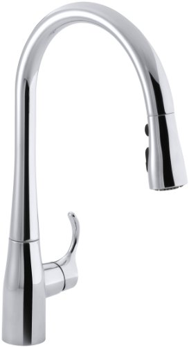 kohler-k-596-cp-simplice-single-hole-pull-down-kitchen-faucet-polished-chrome