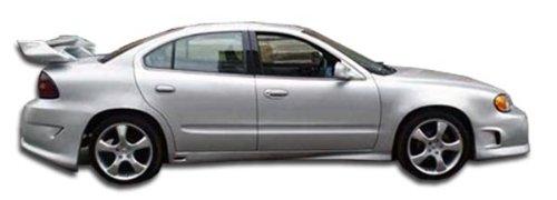 1999-2005 Pontiac Grand Am 4DR Duraflex Kombat Side Skirts Rocker Panels - 2 (Duraflex Side Skirts)