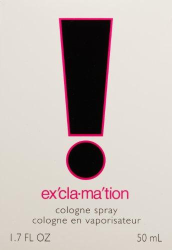 031655095004 - Exclamation Cologne Spray by Coty, 1.7 Fluid Ounce carousel main 2