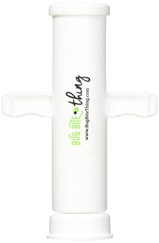 Bug Bite Thing Suction Tool, Poison Remover - Bug Bites and Bee/Wasp Stings, Natural Insect Bite Relief, Chemical Free - Bees And Wasp Stings