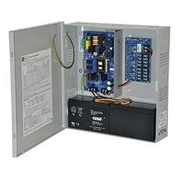 Altronix Off-Line Switching Power Supply/Charger - 120 V AC Input Voltage - 12 V DC, 24 V DC Output Voltage