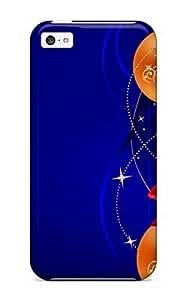 linJUN FENGDefender Case For ipod touch 5, Christmas Pattern