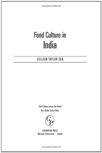 a (Food Culture around the World) ()
