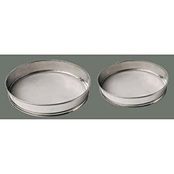 Amazon Com Winco Siv 16 Sieves 16 Inch In Stainless