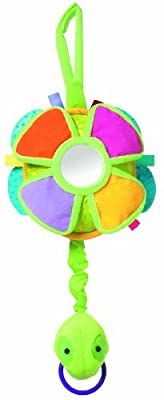 Manhattan Toy Twinkle Turtle Travel Toy from Manhattan Toy