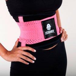 TECNOMED Fitness Belt Body Shaper Pink Medium