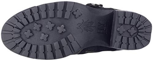 Scarpe Fly Con London anthracite Caviglia Lepu306fly 006 Nero black Alla Cinturino Donna rqEUqwg