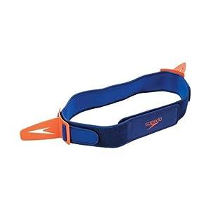 Speedo Hip Rotator Swim Training Aid, Navy/Orange