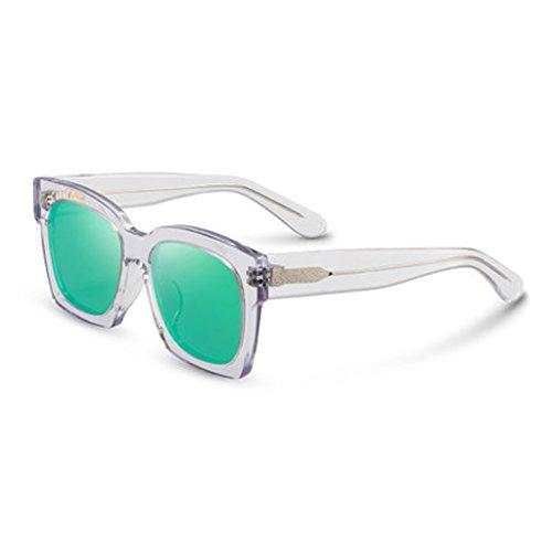 soleil soleil B de lunettes pour lunettes hommes des Lunettes conduire Carrés de pour carrée soleil carrées de polarisées vintage fgv5qxUw