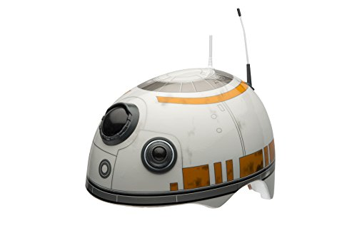 Bell Star Wars Episode 7 3D Hero Droid Child Multisport Helmet]()