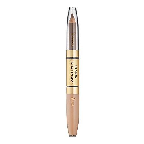 Brow Fantasy Pencil & Gel - Revlon Brow Fantasy Dark Blonde Defining Pencil & Gel #104