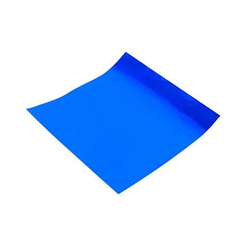 100 Unids/lote Square envolturas de papel de caramelo hecho a mano chocolate embalaje papel de hojalata dulces papel para...
