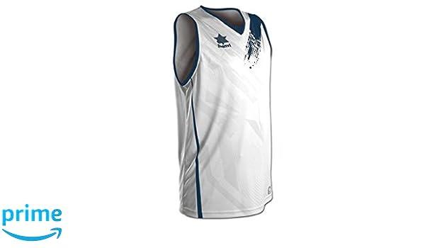 Luanvi 07236_02034 Camiseta de Tirantes Deportiva de Baloncesto ...